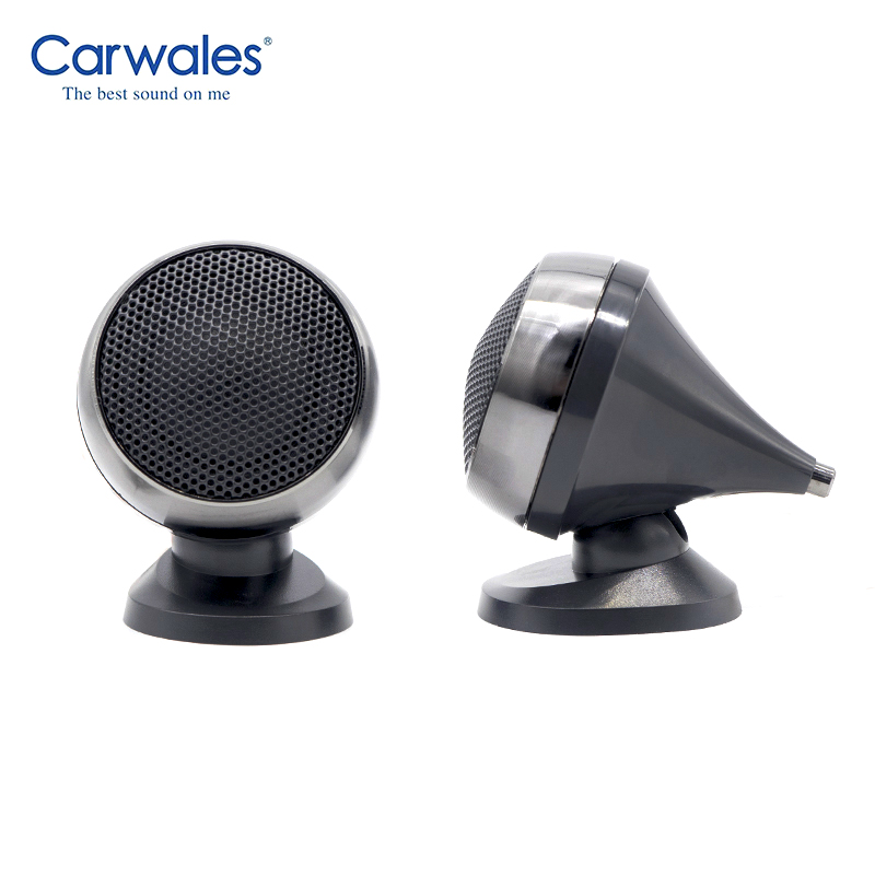 High Quality Car Audio Silk Tweeter Tweeters Loudspeakers 25mm 120w Power Speakers Auto  Bocinas Para Automovil  Bosina Estereo