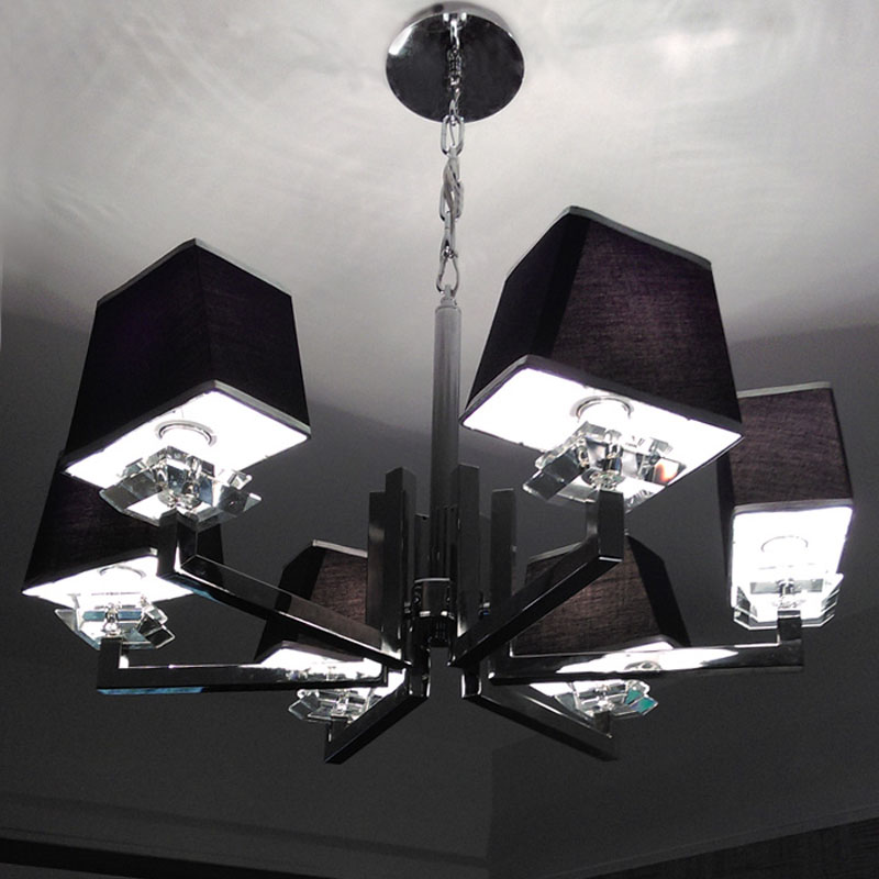 Multiple Chandelier atmosphere of the crystal living room lamp creative personality restaurant model Pendant lamps ZX174 lo1017 luxurious crystal pendant lamp the european style living room lamps and lanterns creative bedroom crystal chandelier