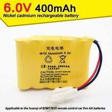 6v400mah 629 617 615 HuanQi никель-кадмиевая батарея дистанционного управления автомобиля дистанционного управления электрические игрушки части и т. д.