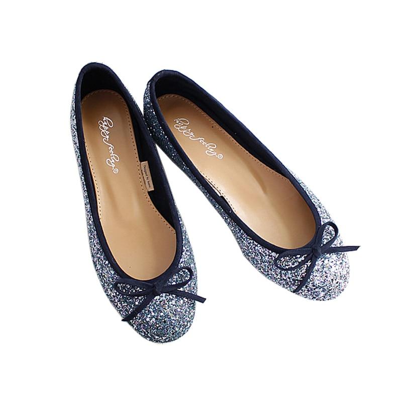 Dama Zapatos Primavera Del Sparkle Banquete 2016 De Planos Arco Lentejuelas 3 Honor Ballet 1 2 Corea dfn8nYgWFA