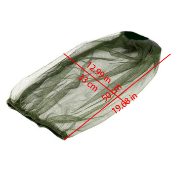 Mosquito Hat Net Protector Face Hat Portable Bee Veil Insect Hat Anti Bug Mesh Outdoor Fishing Hat Folding Head Net Apiculture