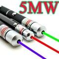 Мощный Зеленый Красный Синий Лазерная Указка Pen Луч Света 5 МВт Профессиональный Военная Высокой Мощности Presenter lazer Горячий Продавать