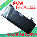 Новые Оригинальные Подлинная A1322 Батарея для Macbook Pro 13 дюймов A1278 2009 2010 2011 2012