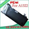 Nova Original Genuine A1322 Bateria para Macbook Pro 13 de polegada A1278 2009 2010 2011 2012 Bateria