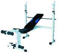 AJD J 008A gym multifunction weight bench fitness equipment household weightlifting bed