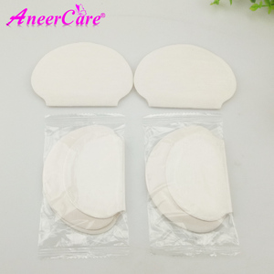 Image 4 - 100 pcs Underarm Armpit Sweat Pads Summer Disposable Absorbing Anti Perspiration Deodorant Unisex Shield Wholesale For Pads