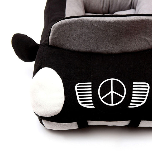 Cool Sports Car Shaped Pet Dog Bed (For Small Dogs)