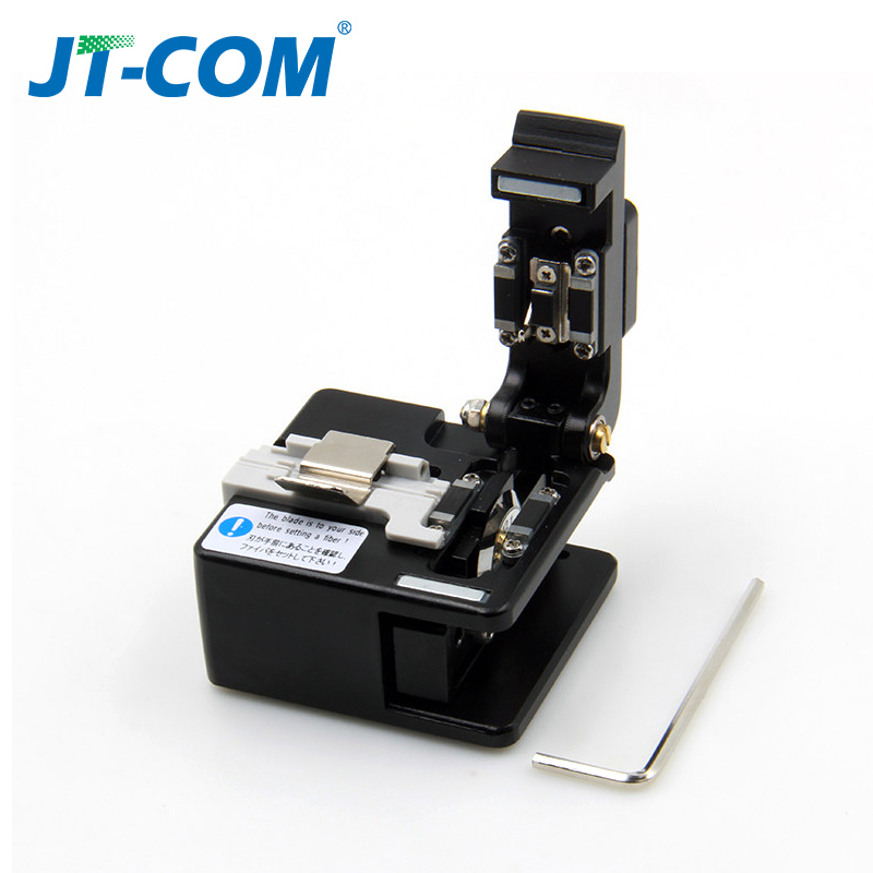 Image 5 - Fiber cleaver optical fusion Cable Cutting Knife FTTH single mode metal Fiber Optic Knife Tools cutter High Precision Cleavers-in Fiber Optic Equipments from Cellphones & Telecommunications