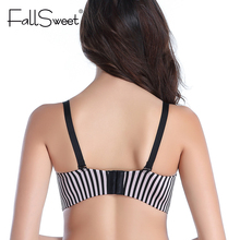Seamless Padded Push Up Bras for Women