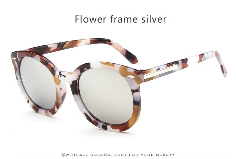 HTB1YobFSXXXXXXyaXXXq6xXFXXXk - Marbling Sunglasses Women Round Frame PTC 268