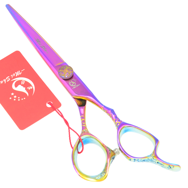 6.0 Meisha Professional Hairdressing Scissors Hair Scissors Hot Hair Cutting Scissors JP440C Best Hair Shears Tesouras ,HA0226