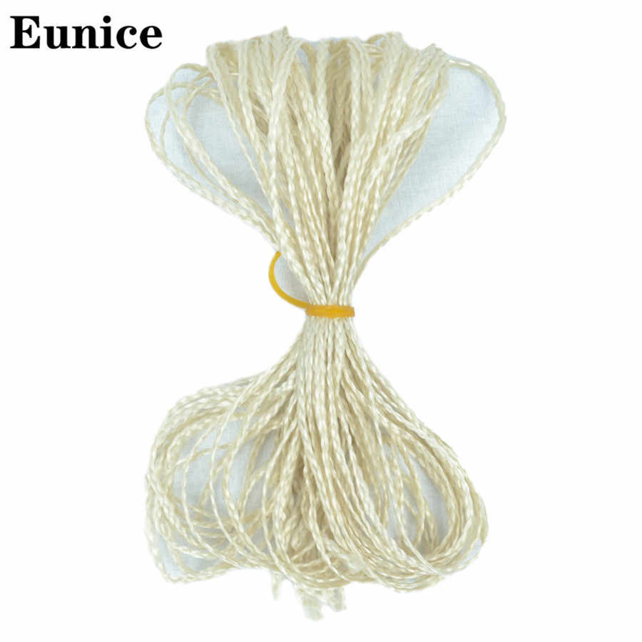 Синтетические Zizi косички, тонкие косички, волосы 30 дюймов, волосы UNICE для наращивания, чистый черный, коричневый, розовый, синий, красный, 613, коробка, вязанные косички, волосы