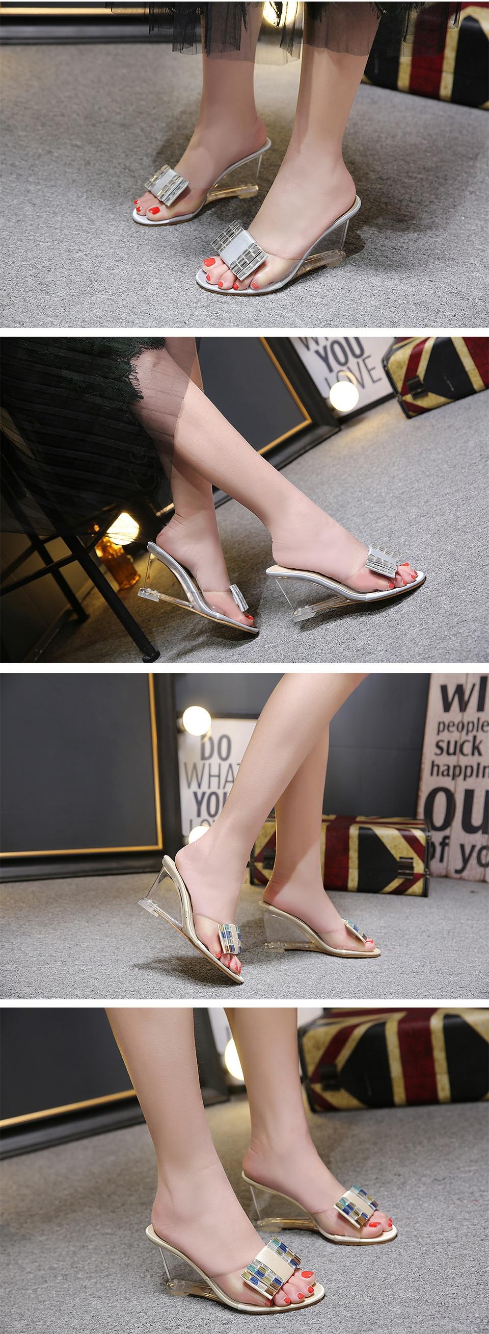 6 slippers women