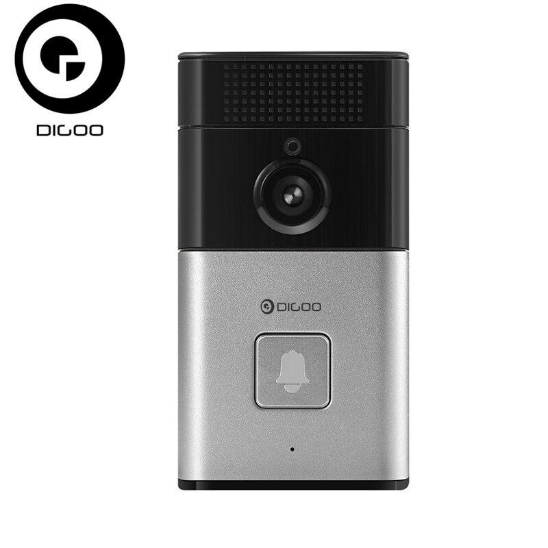 DIGOO SB-XYZ Sans Fil Bluetooth et WIFI Maison Intelligente HD Vidéo Sonnette Caméra Téléphone Anneau Caméra de Sécurité Moniteur