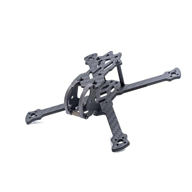 GEPRC GEP PX2 115mm GEP PX2.5 125mm GEP PX3 140mm Carbon Fiber Frame Kit Quadcopter Frame
