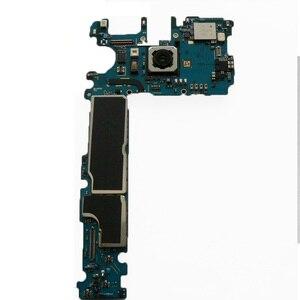 Image 2 - Tigenkey لسامسونج غالاكسي S8 G950F اللوحة الأم الأصلي G950F مقفلة اللوحة الرئيسية استبدال