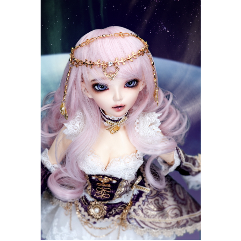 free shipping fairyland minifee mirwen and Chloe luts ai yosd volks toy baby gift iplehouse fl free shipping oueneifs bjd sd clothes 1 4doll pink collocation purple and white minifee chloe girl and luts bory body
