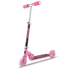 New Brand Kick Scooter For Children Adjustable Height Foldable Scooter Trottinette Pink Scooters For Girl