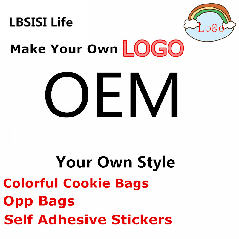 High Quality Thank You Party Birthday OEM Cookie Candy Bags Make Your Logo Own Style Cloth