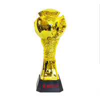 Chinese super league champions 1:1 vulcan European championship trophy cup trophy model World Cup fans articles