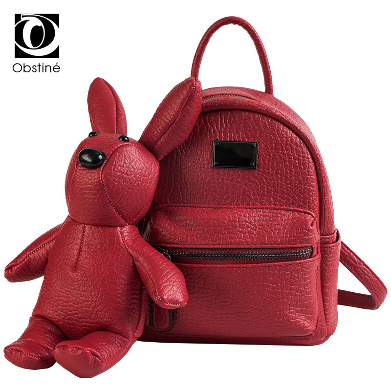 Mini Cute Backpack Women Fashion PU Leather Small Backpacks for Teenage  Girls Kawaii Bagpack for Girls Teenagers Backbag Female