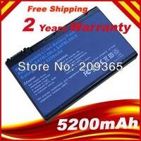Ноутбук Батарея для Acer aspire 3100 3102 3650 3690 5100 5610 5610z 5630 5650 5680 9110