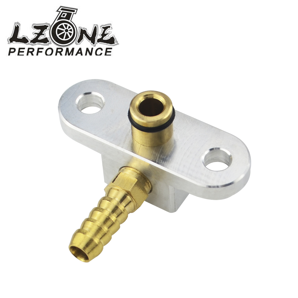 LZONE RACING - Fuel Pressure Regulator Fuel Rail Adaptor For Subaru Impreza 00-07 WRX/STi JR-FRA01