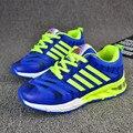 2016 nova primavera crianças sapatos de desporto meninos grandes ao ar livre calçados esportivos de lazer