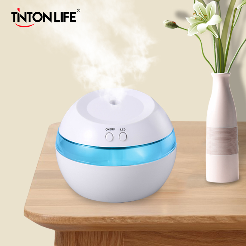 LIFE USB 300ML Gift Air Aroma Humidifier Color LED Lights Electric Aromatherapy Essential Oil Aroma Diffuser
