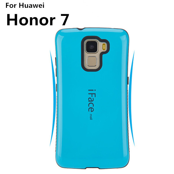 Buy Dropproof Case Cover Huawei Honor 7 Shockproof Case For Huawei Honor 7 Anti-Knock Shell candy color for $6.07 in AliExpress store