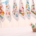 1PIC дети полотенце для рук дети полотенце с капюшоном полотенца для детей халат кухня ребенок марли мультфильм рук полотенца мочалки TMJ12