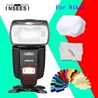 Flash Speedlite INSEESI IN560IV Wireless Professional Speedlight For Nikon D300 D200 D100 D90 D80 D70s D7000