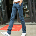 New Arrival Men Casual Fashion Pants High Quality flax trousers  straight leg trousers for Men pants cotton Brand Clothing