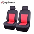 Flying Banner OXFORD Waterproof 2 Front Car Seat Cover Set Luxury Universal Car Cover Seat Auto Interior Accessories Car-styling