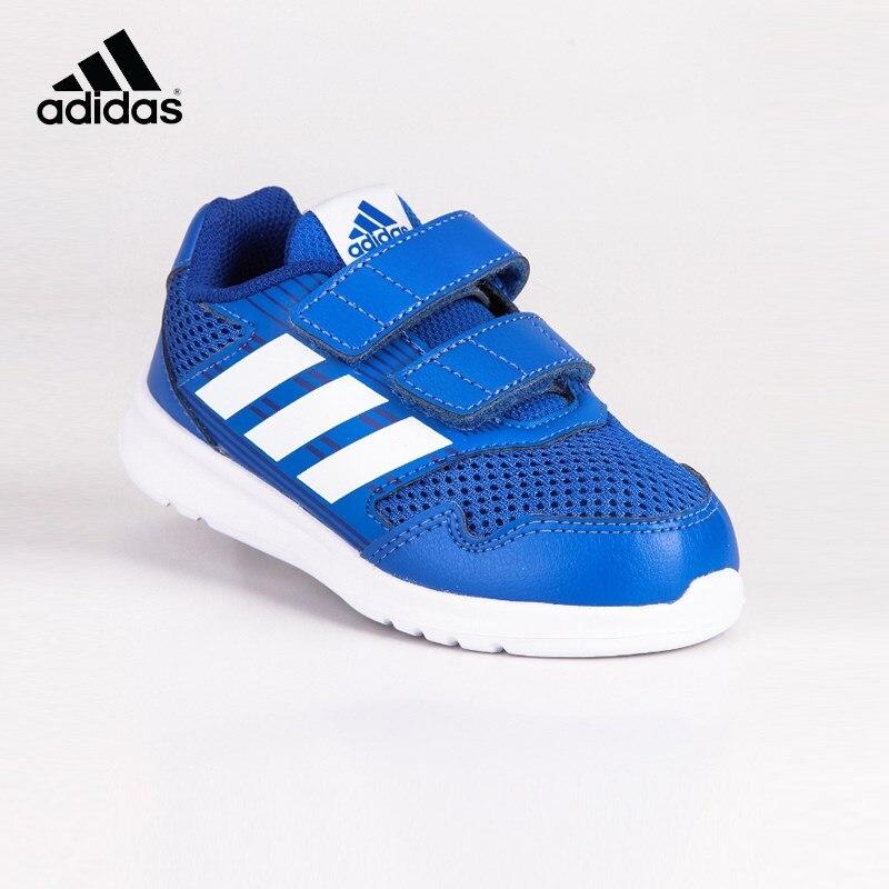 ADIDAS Sports Shoes Baby Boys-AltaRun CF I-Blue