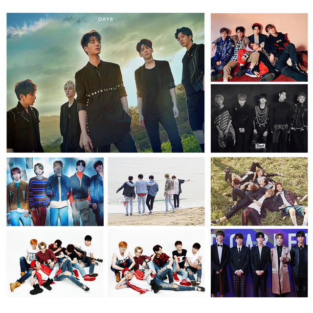 day6 jae young posters woon pil jin sung hyeok jun definition won zoom aliexpress clear decor mouse