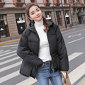 2018 NEW Women Coat 90s Fashion Big Pockets Winter Female Down Jacket Women <font><b>Parkas</b></font> Casual Jackets Inverno <font><b>Parka</b></font> Wadded