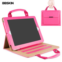 2017 New Portfolio Bag Business Briefcase for Apple iPad Pro 12.9 inch 2017 Tablet Accessories PU Leather Multi function Handbag