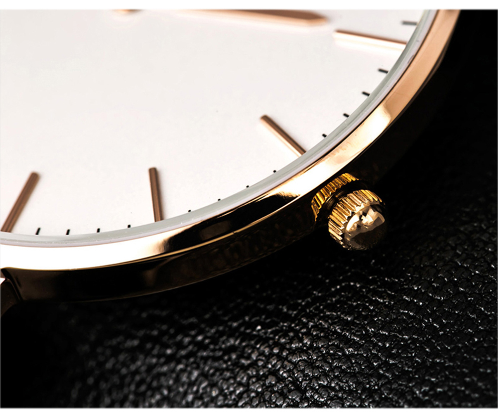 HAIQIN Relógios Minimalista dos homens Da Moda