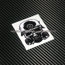 Metal Mulisha helm motorcycle Sticker Decals Waterdicht 10(China)