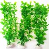 Best Quality 26cm Long Plastic Green Grass Aquarium Decor Water Sea Weed Fish Tank Decor