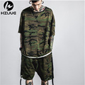 2017 Camo Tee Hip Hop Fashion Mens T-Shirt Military Camouflage Men Short Sleeve O-Neck T Shirt For Streetwear overSize S-XXXL