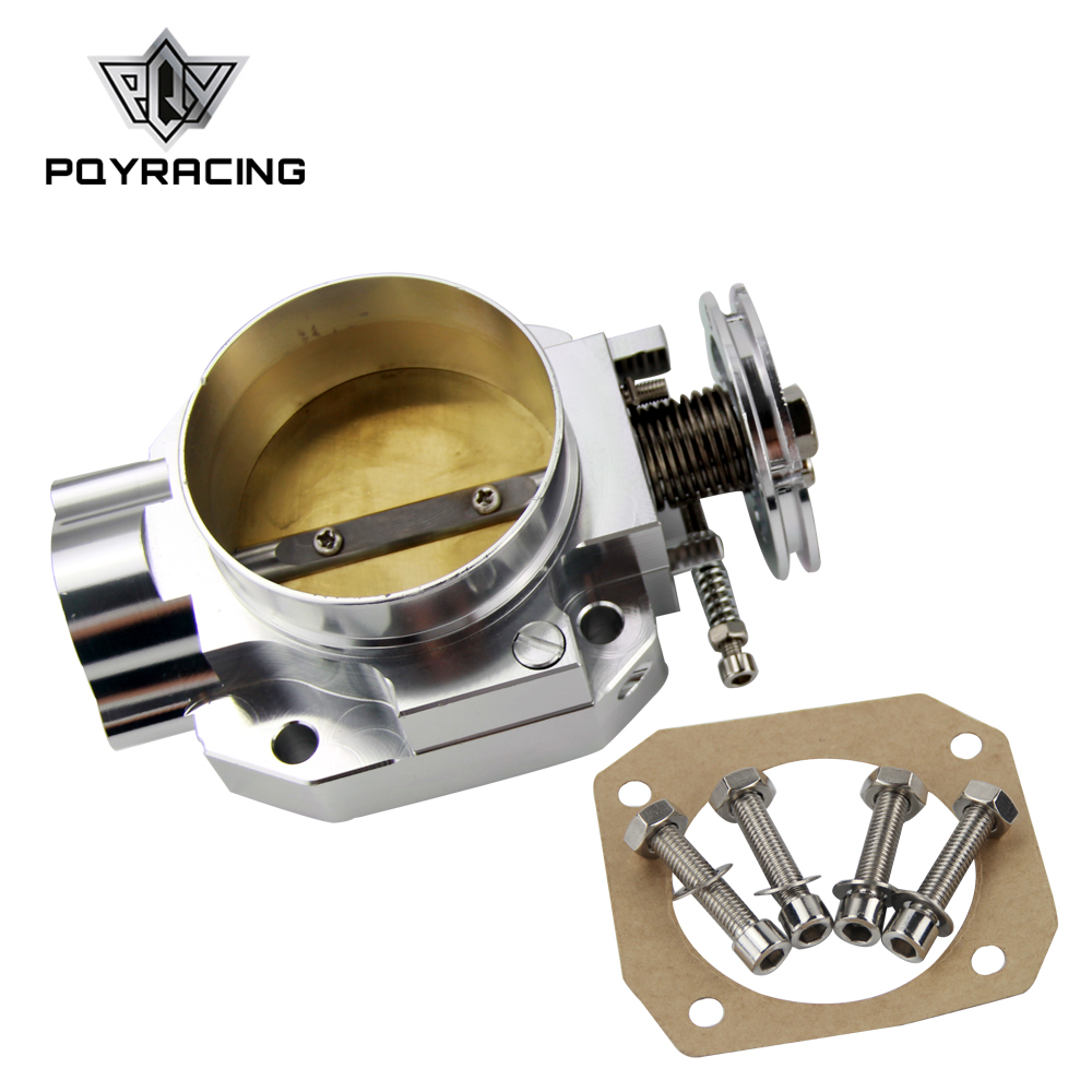 PQY - NEW THROTTLE BODY FOR HONDA B16 B18 D16 F22 B20 D/B/H/F THROTTLE BODY 70MM EF EG EK DC2 H22 D15 D16 PQY6952 free shipping pneumatic actuators plastic angle seat valve dn25 1 inch normally close double acting high temperature valve