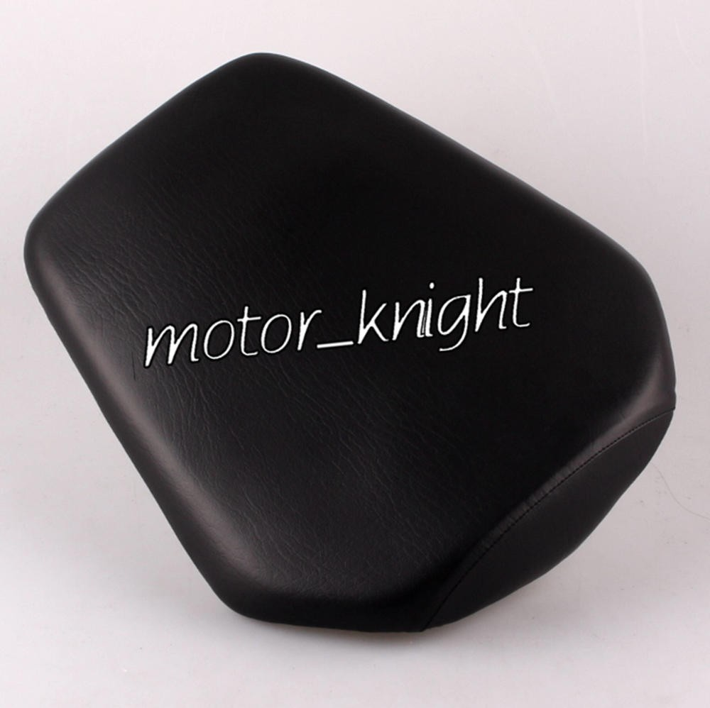 New Rear Passenger Seat Cushion Pillion For Honda CBR 1000RR 2008 2009 2010 2011 2012 2013 2014 Black