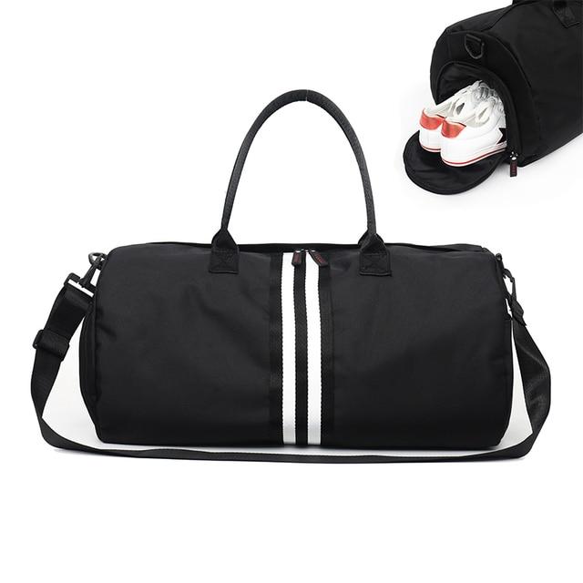 Sport Bag For Women Fitness Waterproof Gym Yoga Handbag Travel Sports Bag Men Sac De Sport Training Shoulder Bag