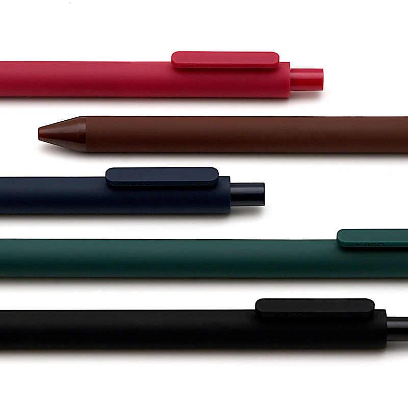 Original Xiao mi KACO 0.5mm Con Lăn mi Ký P E N Gal Mực Mịn Bằng Văn Bản Bền Ký đầy màu sắc Nạp tùy chọn 1 PCS Bán Lẻ