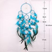 Feather Crafts Mascot Indian Handmade Dream Catcher