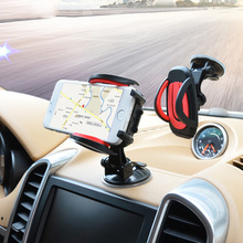 DuDa Car Windshield Dashboard Mount Mobile Phone Universal Holder Stand for iPhone 5S 6S 7 Plus Smartphone Parts