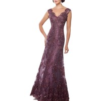 Mermaid Mother Of The Bride Dress Plus Size Women Groom Godmother Wedding Party Gowns Vestido De Madrinha