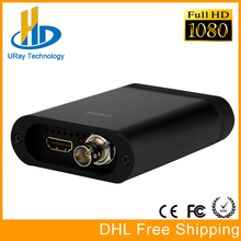 Full HD 1080 P HDMI SDI Juego USB3.0 Dongle Capture HD Video Audio Grabber Tarjeta de Captura Para Windows, Linux